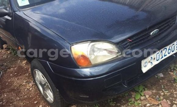 Buy Imported Ford Fiesta Blue Car in Addis–Ababa in Ethiopia