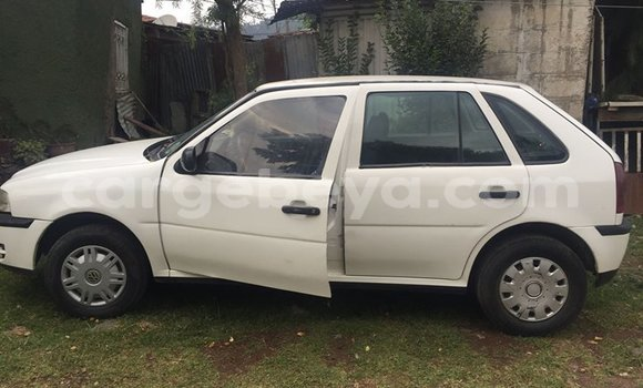 Buy Imported Volkswagen Golf White Car in Addis–Ababa in Ethiopia