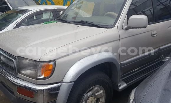Buy Imported Toyota 4Runner Silver Car in Addis–Ababa in Ethiopia