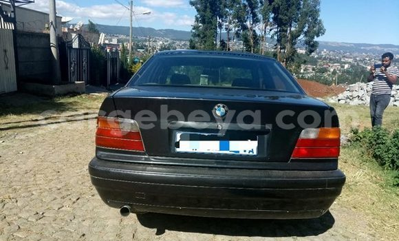 Buy Imported BMW 3–Series Black Car in Addis–Ababa in Ethiopia