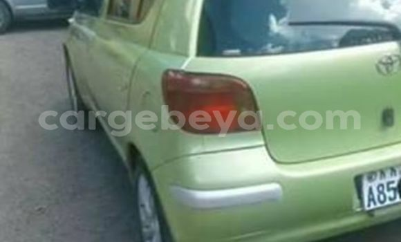 Buy Imported Toyota Vitz Other Car in Addis–Ababa in Ethiopia