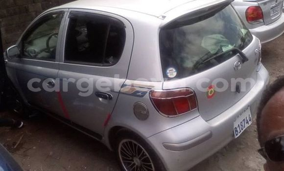 Buy Imported Toyota Vitz Silver Car in Addis–Ababa in Ethiopia