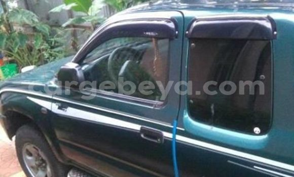 Buy Imported Toyota Hilux Green Car in Addis–Ababa in Ethiopia