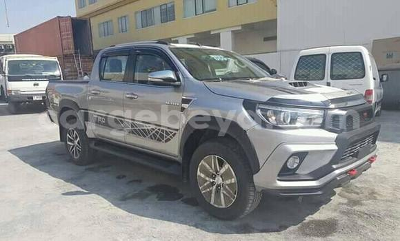 Buy Imported Toyota Hilux Silver Car in Addis–Ababa in Ethiopia