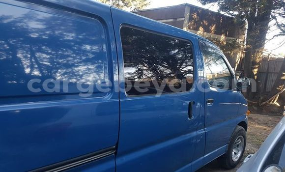 Buy Used Toyota Dolphin Blue Car in Addis–Ababa in Ethiopia