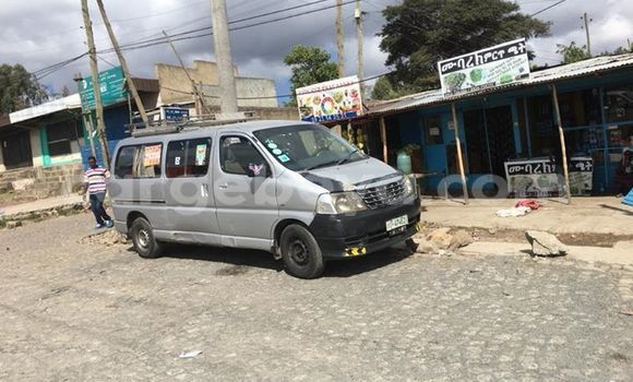 Buy Used Toyota Dolphin Silver Car in Addis–Ababa in Ethiopia