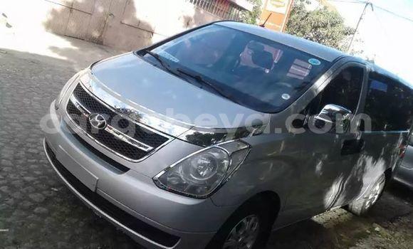 Buy Used Hyundai Grand Starex Silver Car in Addis–Ababa in Ethiopia