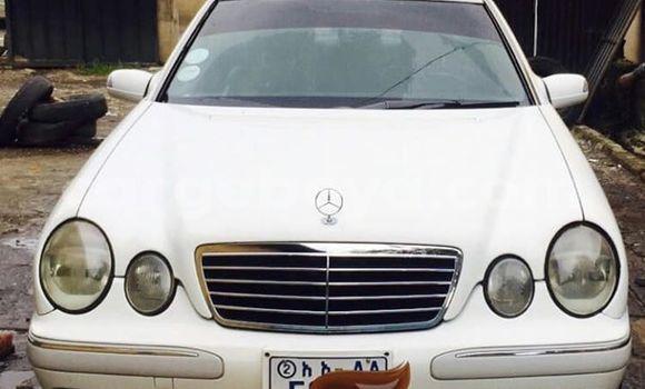 Buy Used Mercedes-Benz E-klasse Silver Car in Addis–Ababa in Ethiopia