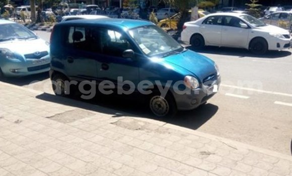 Buy Used Hyundai Atoz Blue Car in Addis–Ababa in Ethiopia