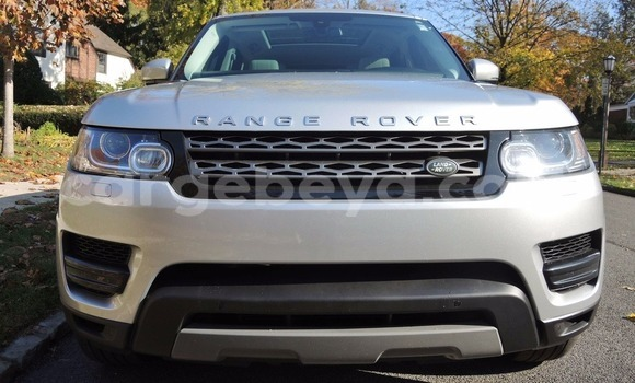 Buy Used Land Rover Range Rover Sport Silver Car in Abomsa in Oromia