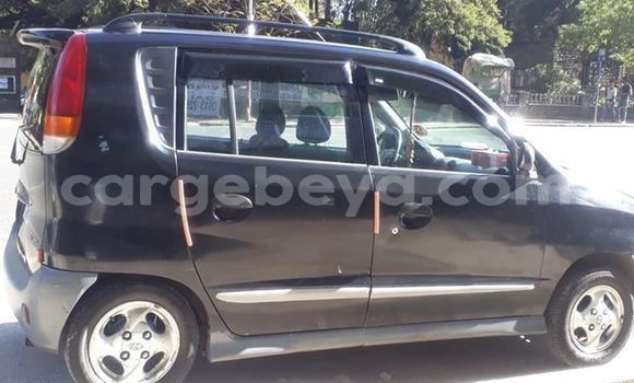Acheter Occasion Voiture Hyundai Atoz Noir à Addis Ababa, Ethiopie
