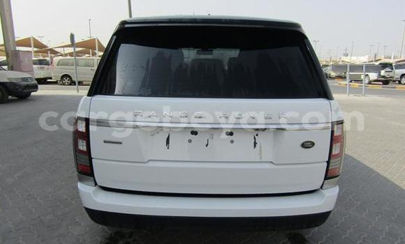 Buy Used Land Rover Range Rover White Car in Addi Ark'ay in Amhara