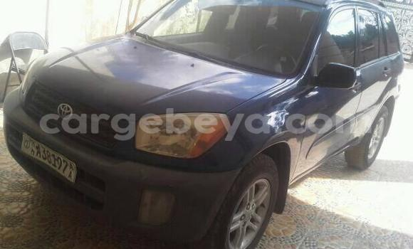 Buy Used Toyota RAV 4 Blue Car in Addis–Ababa in Ethiopia