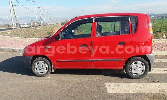 Buy Used Hyundai Atos Red Car in Addis–Ababa in Ethiopia