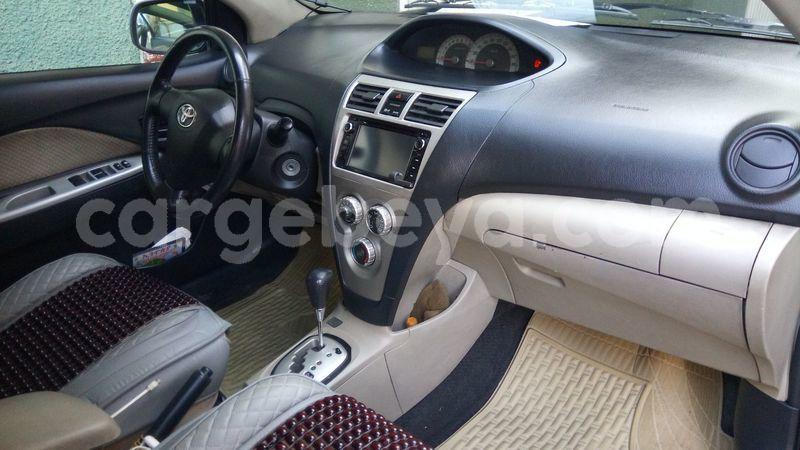 Buy Used Toyota Belta Blue Car in Addis–Ababa in Ethiopia - CarGebeya