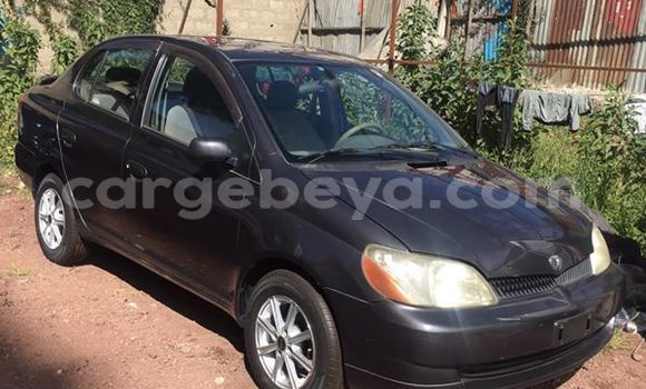 Buy Used Toyota Platz Black Car in Addis–Ababa in Ethiopia