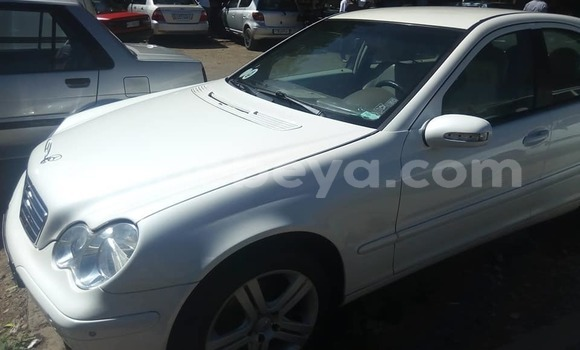 Buy Used Mercedes-Benz C-klasse White Car in Addis–Ababa in Ethiopia