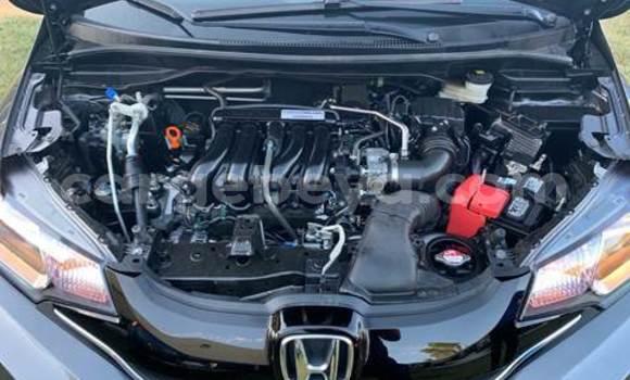 Buy Used Honda FIT Black Car in Addis–Ababa in Ethiopia