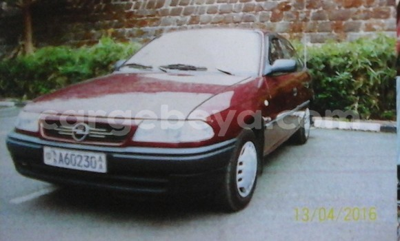 Buy Import Opel Astra Other Car in Addis–Ababa in Ethiopia