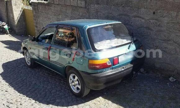Buy Used Toyota Starlet Green Car in Addis–Ababa in Ethiopia