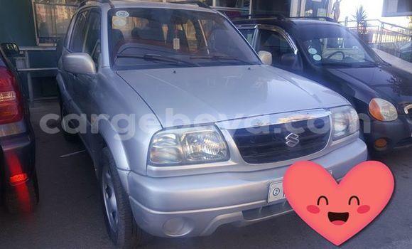 Buy Used Suzuki Grand Vitara Silver Car in Addis–Ababa in Ethiopia