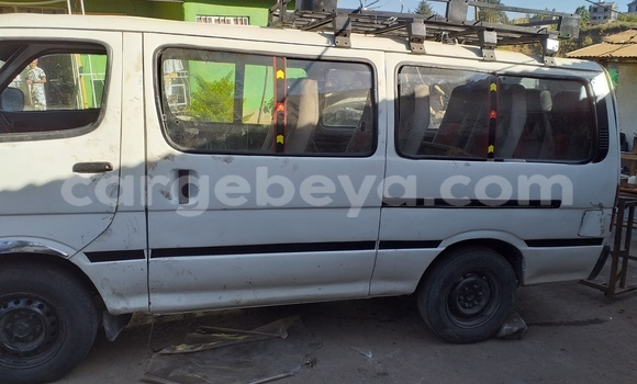 Buy Used Toyota Allex White Car in Addis–Ababa in Ethiopia