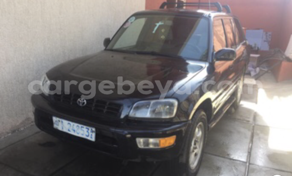 Buy Used Toyota RAV 4 Black Car in Addis–Ababa in Ethiopia