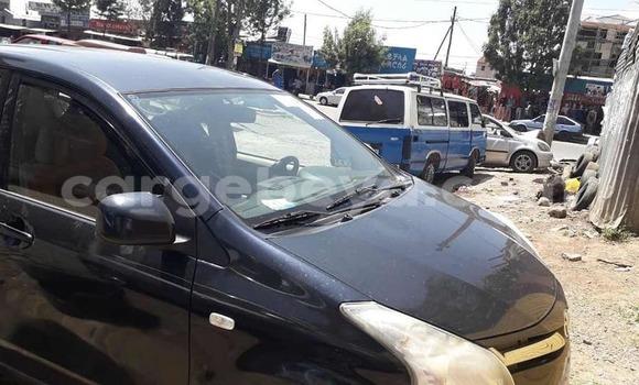 Buy Used Toyota Avanza Black Car in Addis–Ababa in Ethiopia