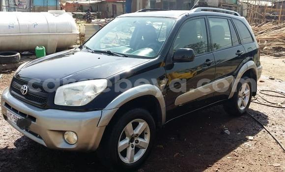 Buy Used Toyota RAV4 Black Car in Addis–Ababa in Ethiopia
