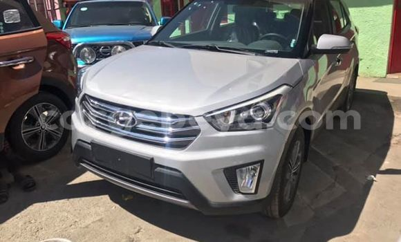 Buy Used Hyundai Creta Silver Car in Addis–Ababa in Ethiopia