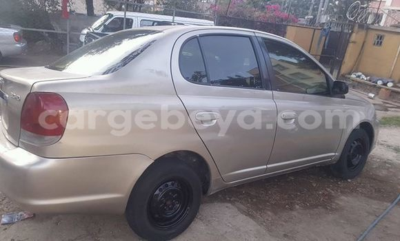 Buy Used Toyota Echo Silver Car in Addis–Ababa in Ethiopia