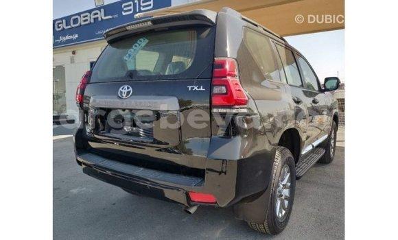 Buy Imported Toyota Prado Black Car in Addis–Ababa in Ethiopia