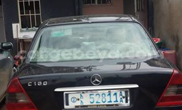 Buy Used Mercedes-Benz C–Class Black Car in Addis–Ababa in Ethiopia