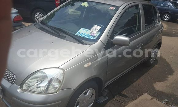 Buy Used Toyota Yaris Black Car in Addis–Ababa in Ethiopia