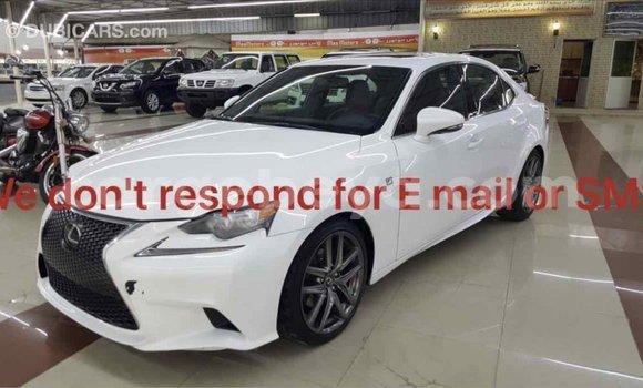 Buy Import Lexus IS White Car in Import - Dubai in Ethiopia