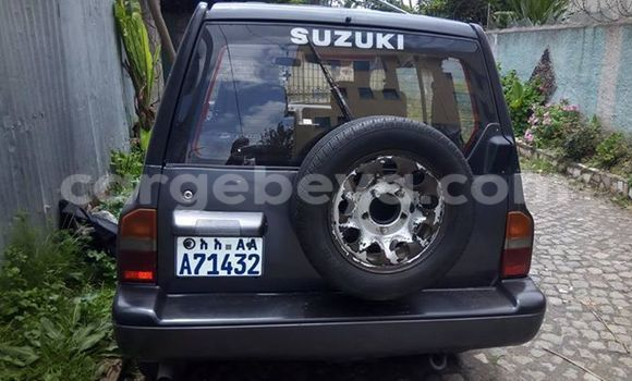 Buy Used Suzuki Grand Vitara Black Car in Addis Ababa in Ethiopia