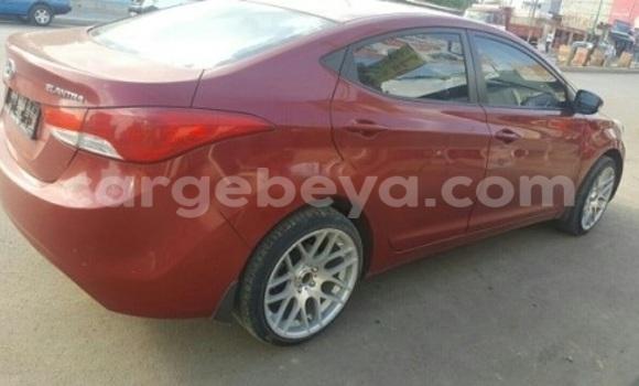 Buy Used Hyundai Elantra Black Car in Addis–Ababa in Ethiopia