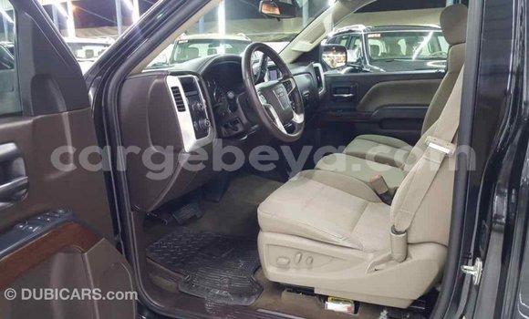 Buy Import GMC Sierra Black Car in Import - Dubai in Ethiopia
