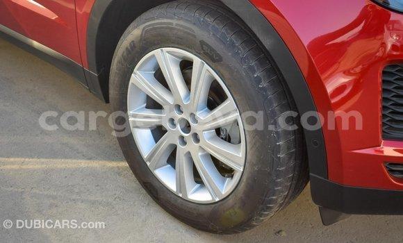 Acheter Importé Voiture Jaguar E-Pace Rouge à Import - Dubai, Ethiopie