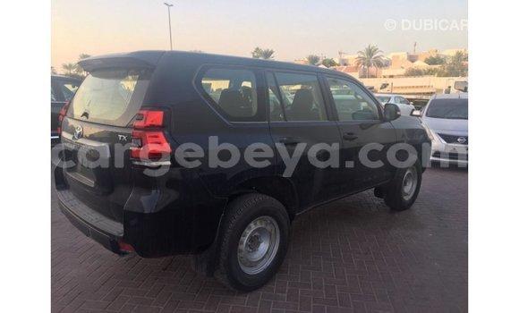 Acheter Importé Voiture Toyota Prado Noir à Import - Dubai, Ethiopie