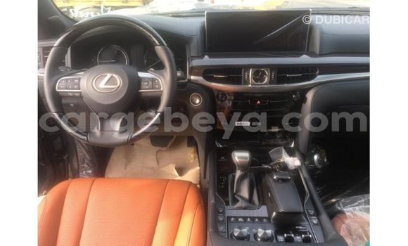 Buy Import Lexus LX Blue Car in Import - Dubai in Ethiopia