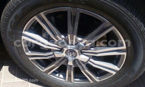 Buy Import Toyota Land Cruiser Red Car in Import - Dubai in Ethiopia