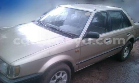Buy Used Mazda 323 Black Car in Addis–Ababa in Ethiopia