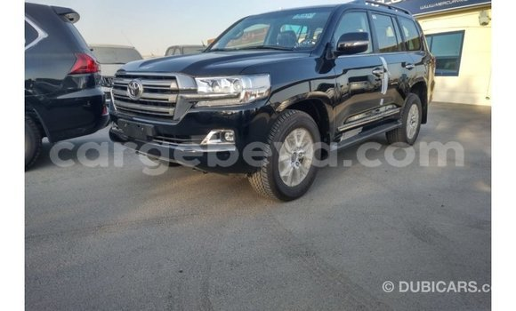 Buy Imported Toyota Land Cruiser Black Car in Addis–Ababa in Ethiopia