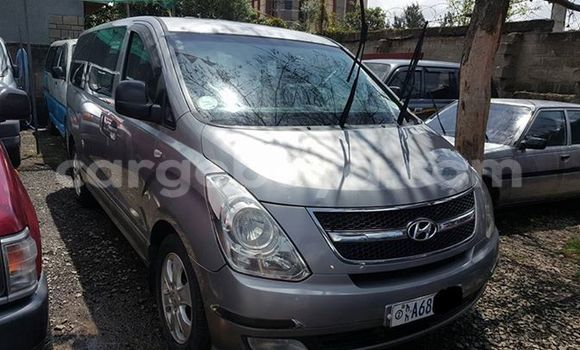Buy Used Hyundai Grand Starex Black Car in Addis–Ababa in Ethiopia