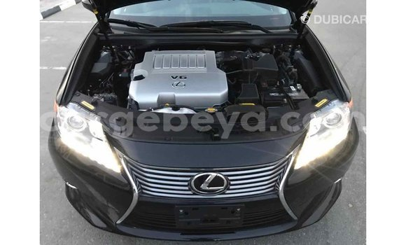 Buy Imported Lexus ES Black Car in Addis–Ababa in Ethiopia