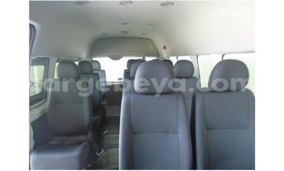 Buy Imported Toyota Hiace White Car in Addis–Ababa in Ethiopia