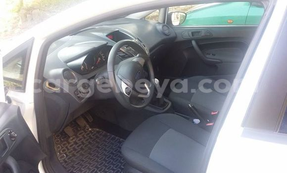 Buy Used Ford Fiesta Black Car in Addis Ababa in Ethiopia