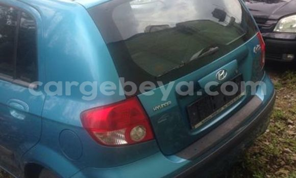 Buy Used Hyundai Accent Black Car in Addis–Ababa in Ethiopia