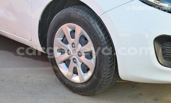 Buy Import Kia Rio White Car in Import - Dubai in Ethiopia